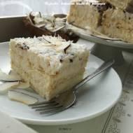 Rafaello kokosowe ciasto bez pieczenia