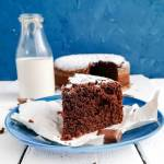 Czekoladowe ciasto z burakami