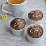 Muffinki cynamonowe z dżemem