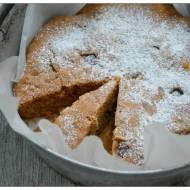 Ciasto marchewkowe z marcepanem