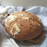 Chleb graham na zakwasie orkiszowym