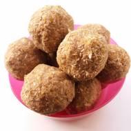 Kulki kokosowe dla dzieci
