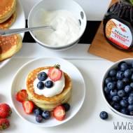 American Pancakes – Naleśniki amerykańskie