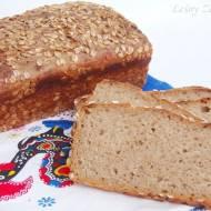 Żytni chleb z brązowym ryżem