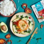 Kurczak w sosie pomidorowym z mozzarellą