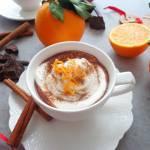 Gorąca czekolada pomarańczowa (Cioccolata calda all'arancia)