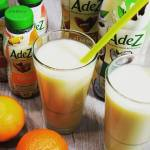 Koktajl z dodatkiem napoju na bazie roślin AdeZ