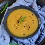 Zupa krem z pora (dieta dr Dąbrowskiej)