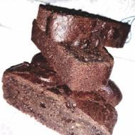 Browni z batatów
