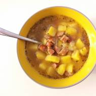 Kartoflanka (zupa ziemniaczana)