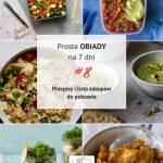 Proste obiady na 7 dni # 8 - Odbierz PDF z przepisami i listą zakupów!