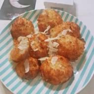 Ekspresowe ciasteczka kokosowe