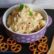Obazda - bawarska pikantna pasta serowa