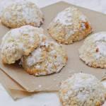 Cytrynowo-Kokosowe Ciasteczka