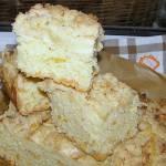 ciasto drożdżowe na suchych drożdżach z jabłkami z nutą pomarańczy...