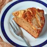 Daktylowe Ciasto Z Jabłkami
