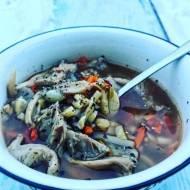 Zupa z boczniakami, pyszna i prosta w przygotowaniu