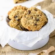 Wymarzone ciasteczka owsiane (7 składników)