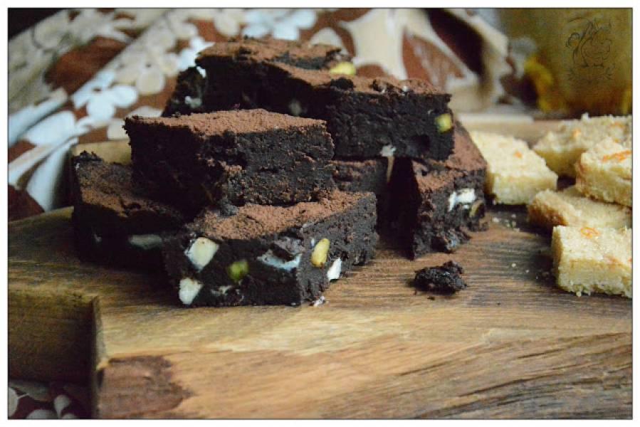 Bardzo czekoladowe Brownie czyli poWeekendowe Łakocie odc. 186