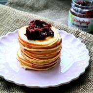 Śniadaniowe placuszki z serka homogenizowanego