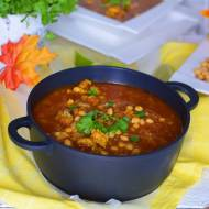 Harira czyli zupa marokańska z kurczakiem