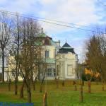 Harem Kasztelana - pałac w Grabkach Dużych