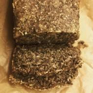 Chleb bezglutenowy z pestek i ziaren (wegański, keto)