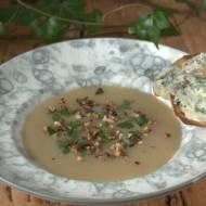 Zupa - krem gruszkowo selerowy