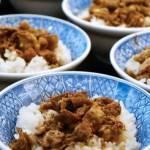 Kurczak w czerwonym curry z ryżem