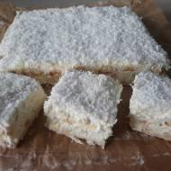 Ananasowo-kokosowe ciasto bez pieczenia