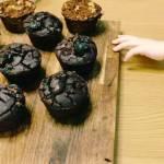 FitMuffiny z czerwonej fasoli bez mąki