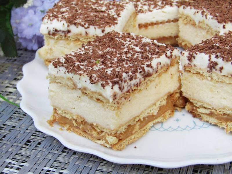 Przepis Na Ciasto 3 Bit Bez Pieczenia Tradycyjna Kuchnia Kasi