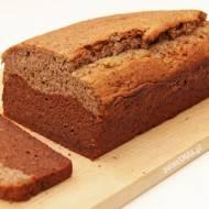 Chleb paleo bananowo-gryczany