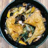 Poniedziałek: Kurczak pieczony po prowansalsku