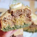 Proste ciasto owsiane - wegańskie i bezglutenowe