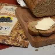 Chleb pszenno – żytni z ziarnami słonecznika