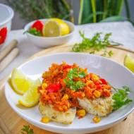 Ryba po grecku (najlepsza)