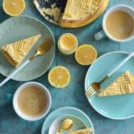 Przepis na sernik z lemon curd!