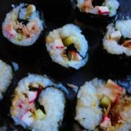 Sushi domowe- krok po kroku