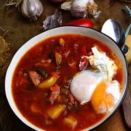 Żarska zupa rozgrzewająca