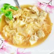 KWAŚNICA - tradycyjna góralska zupa
