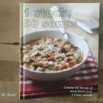 '1 stock,50 soups' Linda Doeser