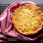 Niemiecki placek cebulowy - najlepszy Zwiebelkuchen