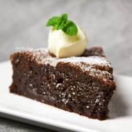 Ciasto czekoladowe a' la Lava Cake