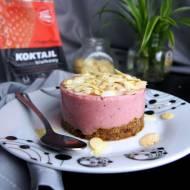 Truskawkowa proteinka - pyszny fit deser