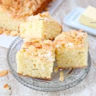 Butterkuchen, czyli ciasto maślane