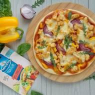 Pizza gyros z papryką