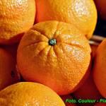 Naturalny napój izotoniczny pomarańczowy.