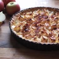 Dziecinnie prosta tarta z jabłkami. Krok po kroku.