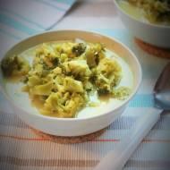 Zupa brokułowa (Keto, Paleo, LowCarb, bez nabiału)